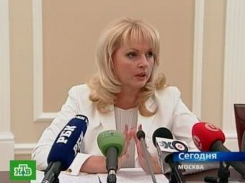 Голикова пообещала ликвидировать [дефицит масок в московских аптеках]