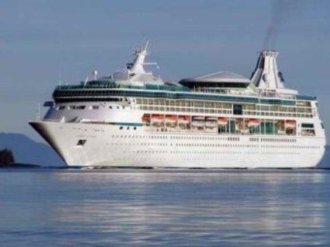 Пассажиров круизного лайнера у берегов Бразилии [поразила диарея]