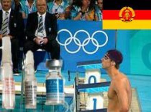 Спортсмены бывшей ГДР требуют компенсацию за подорванное здоровье