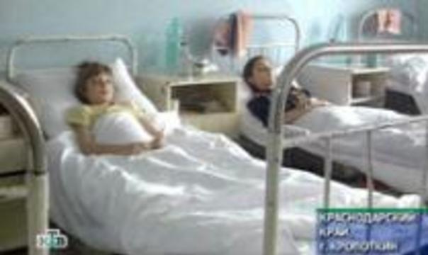 В Краснодарском крае госпитализировано 827 человек