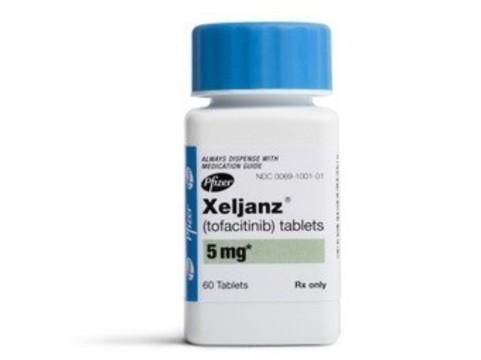 Препарат для лечения ревматоидного артрита [избавил пациента от лысины]