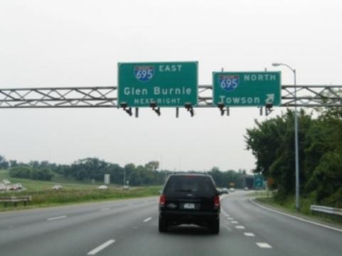 На автомагистралях Мэриленда [произошло трое родов за неделю]