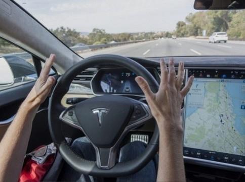 Самоуправляемый автомобиль впервые стал причиной смерти человека