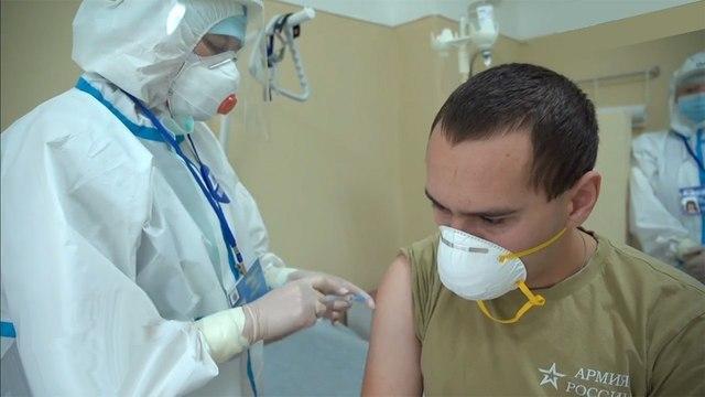Испытания российской вакцины от коронавируса вышли на завершающую стадию — Минздрав