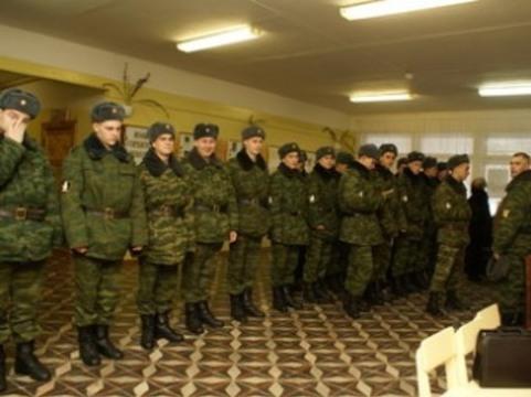 Минобороны опровергло сообщения о [сотнях больных солдат в Острогожске]