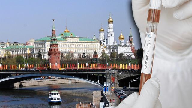Мэрия Москвы анонсировала программу массового тестирования на антитела к коронавирусу
