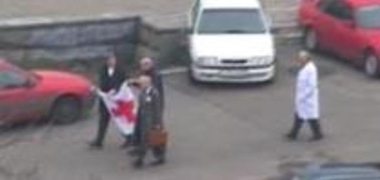 К террористам направились представители «Красного креста»
