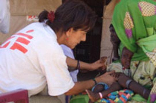 """Пять сотрудников организации """"Врачи без границ"""" [похищены в Судане]"""
