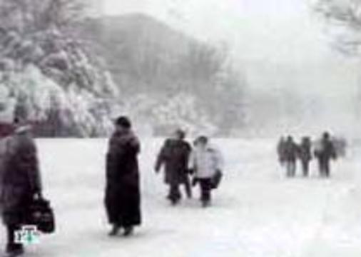 Морозы могут оказаться смертельными для 50 тысяч британцев
