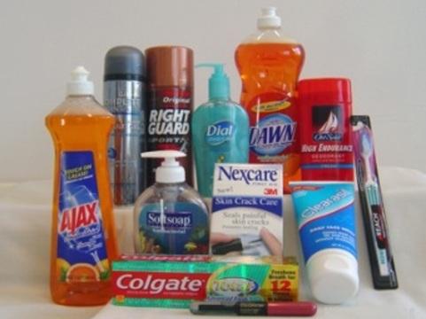 Компоненты антибактериального мыла [повреждают половые органы]