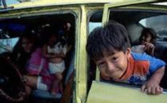Форд раздает бесплатные сиденья для малышей
