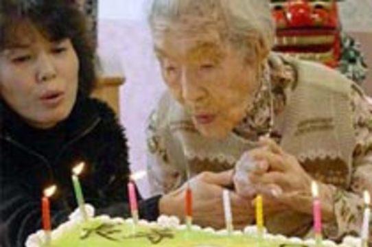 Умерла старейшая женщина Земли