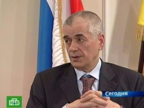 Онищенко заявил о сокращении удельного веса гриппа H1N1 [в России]