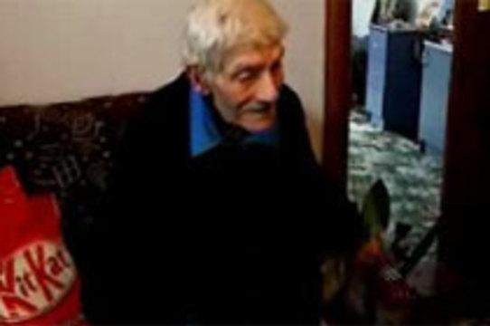 На Украине скончался [старейший житель земли]