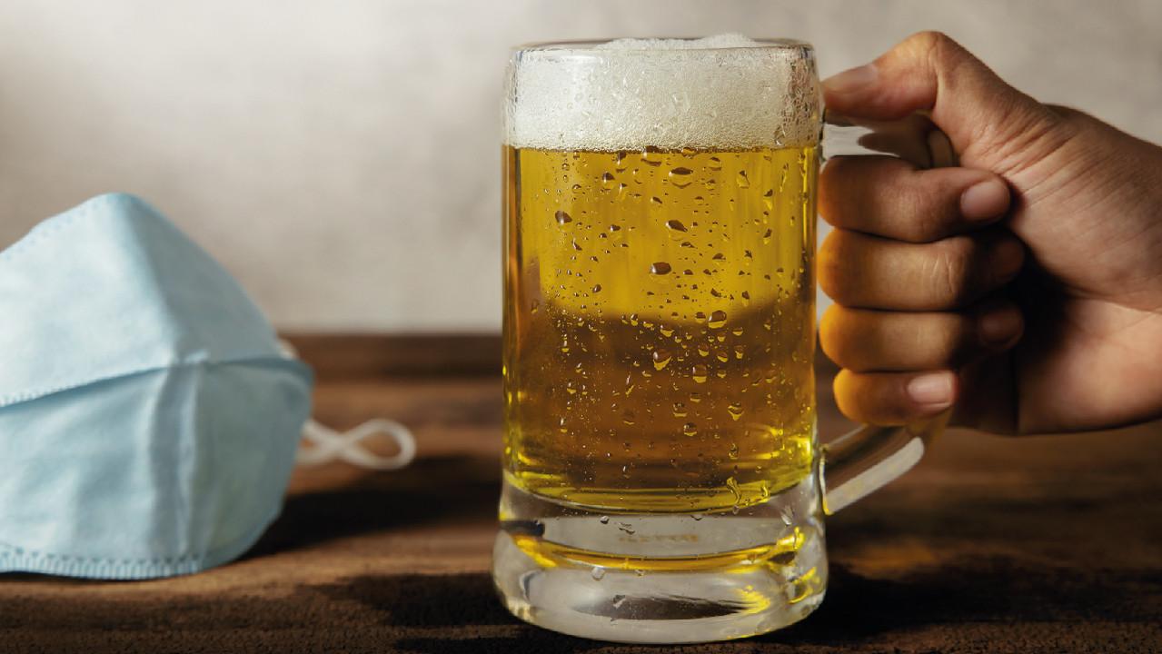 Из-за пандемии больницы стало поступать больше пациентов с алкогольной болезнью печени