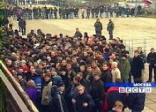 Лишь половина российских юношей доживет до 60 лет