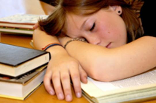 Лишение сна приводит к появлению [ложных воспоминаний]