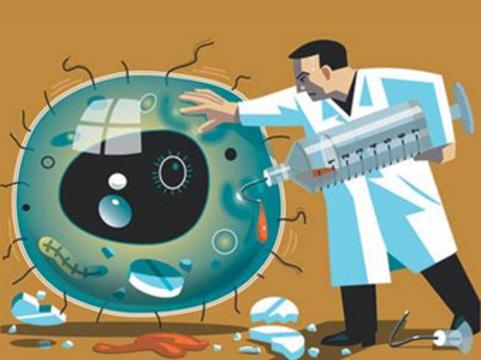 """Пациенты пластических хирургов развозят по миру [новый """"супермикроб""""]"""