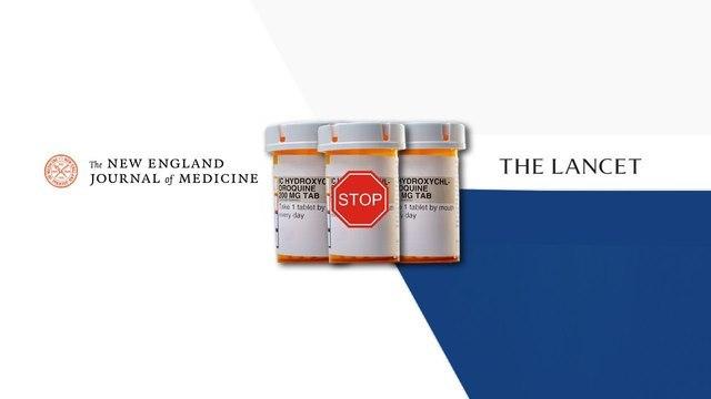 Статьи о неэффективности гидроксихлорохина отозваны из-за резонанса в научной среде