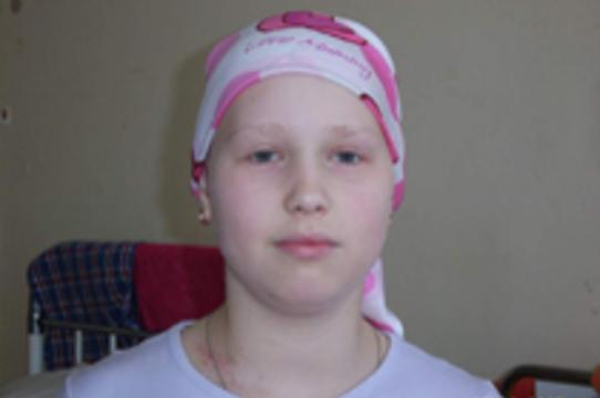 Помогите Оле победить рак!
