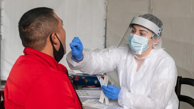 Самый быстрый тест на коронавирус