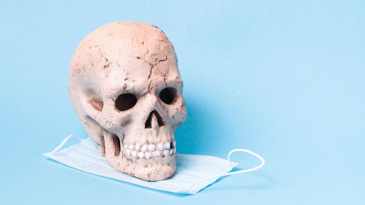 Смертность от COVID-19 в три раза выше, чем от гриппа — новое исследование