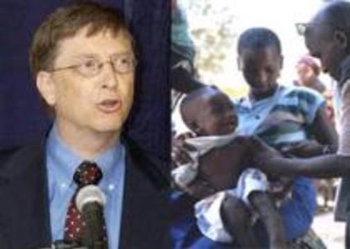 Билл Гейтс и правительство Норвегии выделили миллиард на вакцинацию детей
