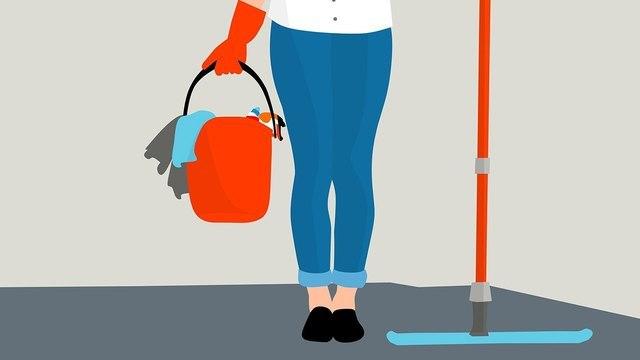 Уборка дома: как противостоять COVID и аллергии