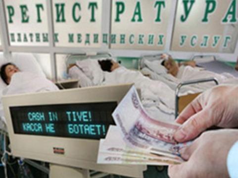 Профсоюз медиков предложил свои поправки [к новым правилам по оказанию платных медуслуг]