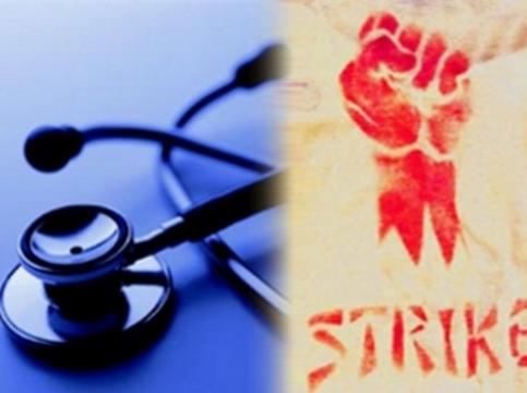 Латвийские семейные врачи [проводят трехдневную забастовку]