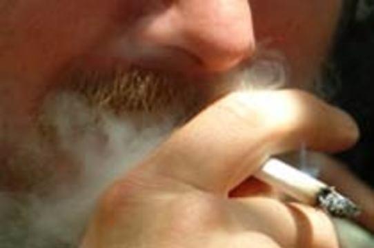 Содержание никотина в американских сигаретах [выросло на 10% за 6 лет]