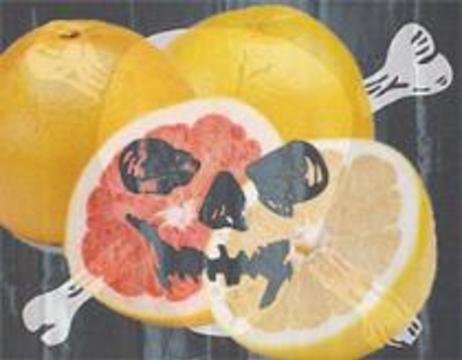 Грейпфрутовый сок в комбинации с некоторыми лекарствами смертелен