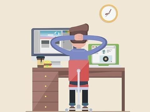 3 часа сидячей работы в день сокращают жизнь на 2 года. Но с этим тоже можно бороться