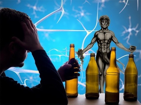 Как работает алкоголизм?