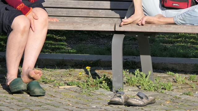 Удобная обувь таит опасности для ног – новое исследование