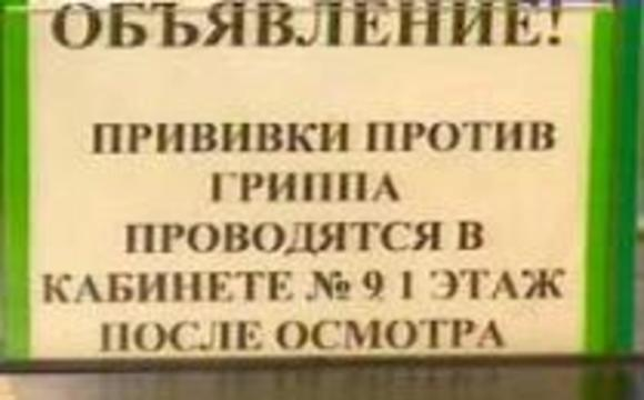Эпидемия гриппа в Москве не состоялась