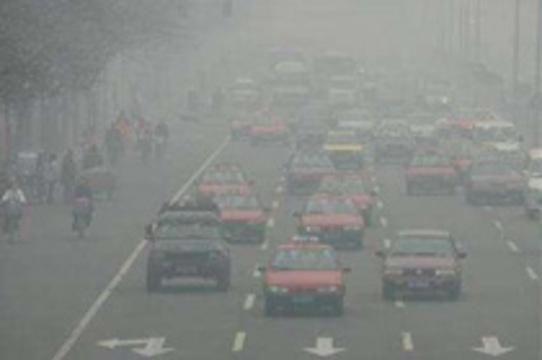 Загрязненный воздух вызывает [образование тромбов в венах]