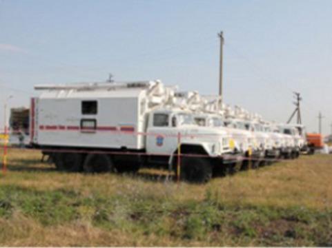 Мобильный госпиталь МЧС помог [почти 600 жителям Крымска]