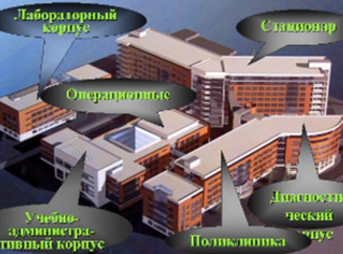 Москва потратила на медицинскую базу МГУ [более 6,5 миллиардов рублей]