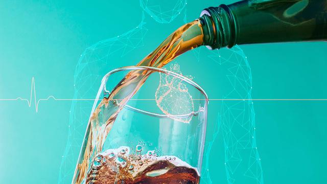 Ученые подсчитали, насколько алкоголь увеличивает риск инсульта и болезней сосудов