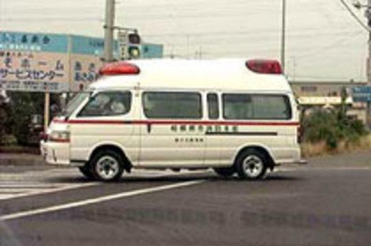 Пострадавшего в ДТП японца [отказались принять 14 больниц]