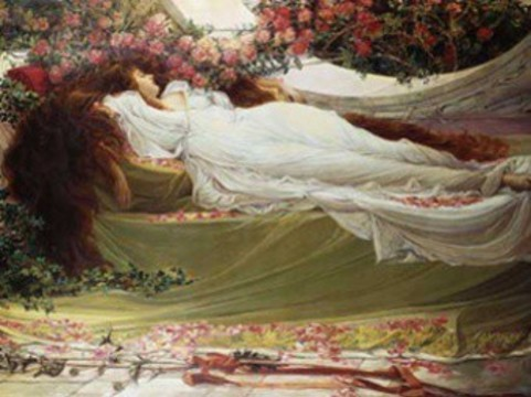 Британская «Спящая красавица» [проспала два месяца подряд]