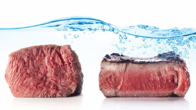 Надо ли мыть мясо?