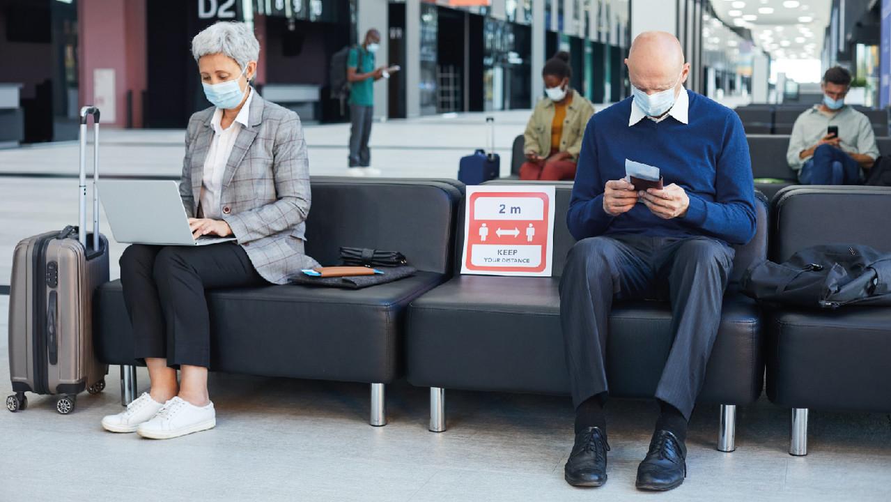 Ученые отследили «путешествие» коронавируса из самолета в отель и дома инфицированных