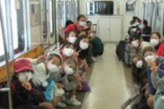 Гриппом H1N1 заразились [238 японцев]