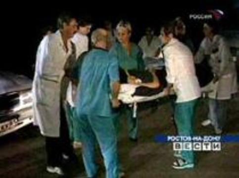Состояние бесланских детей в ростовских клиниках тяжелое