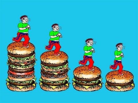 Исследование: какое поведение приводит к потере веса