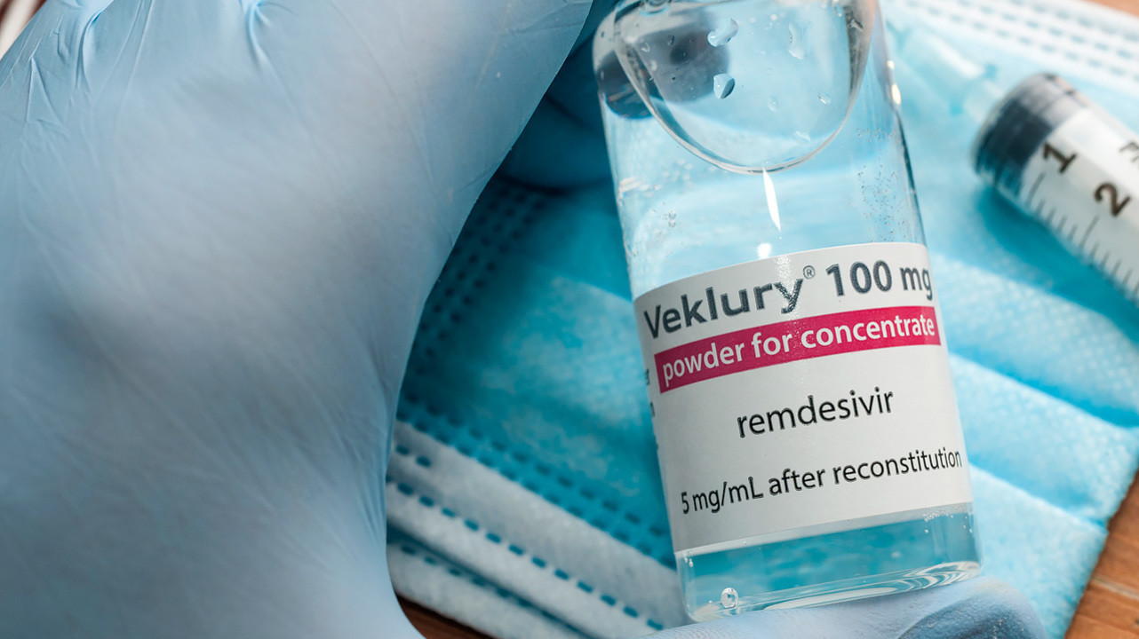 Ремдесивир снова не подтвердил эффективности для тяжелых пациентов с COVID-19