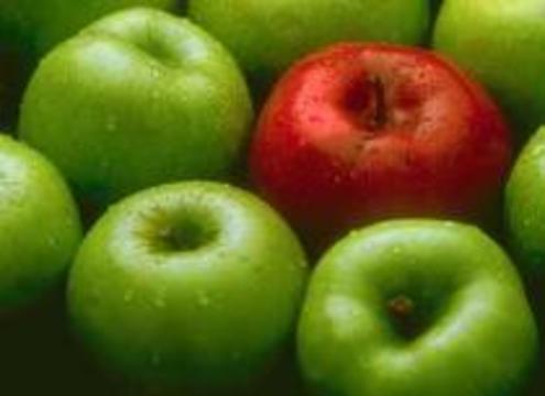 Съедай по яблоку в день - будешь здоровым