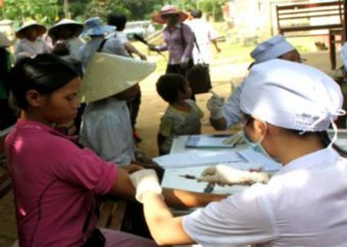 Во Вьетнаме зарегистрирована [вспышка неизвестной инфекции]